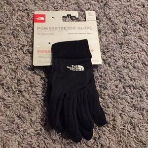 Brand new The North Face Powerstretch Glove